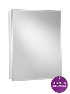 croydex-haven-single-door-ready-assembled-mirrored-bathroom-cabinet