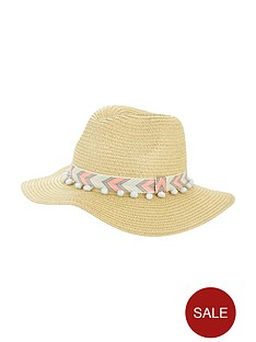 v-by-very-pom-pom-straw-tribly-hat
