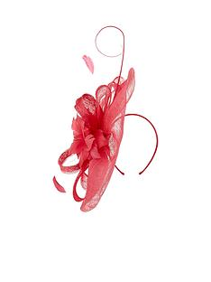 v-by-very-small-layered-disc-feather-flower-fascinator-pink