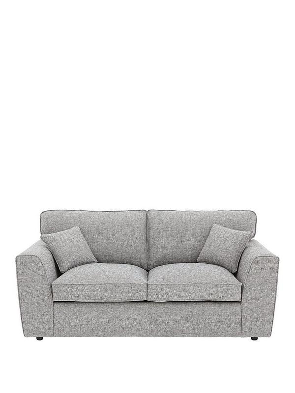 promo code a9293 e77fe Rio Standard Back Fabric Sofa Bed