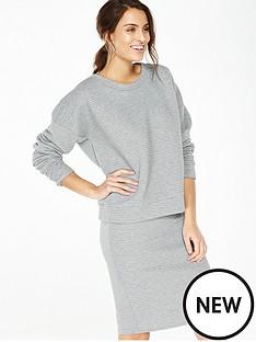 v-by-very-bonded-rib-sweatshirt
