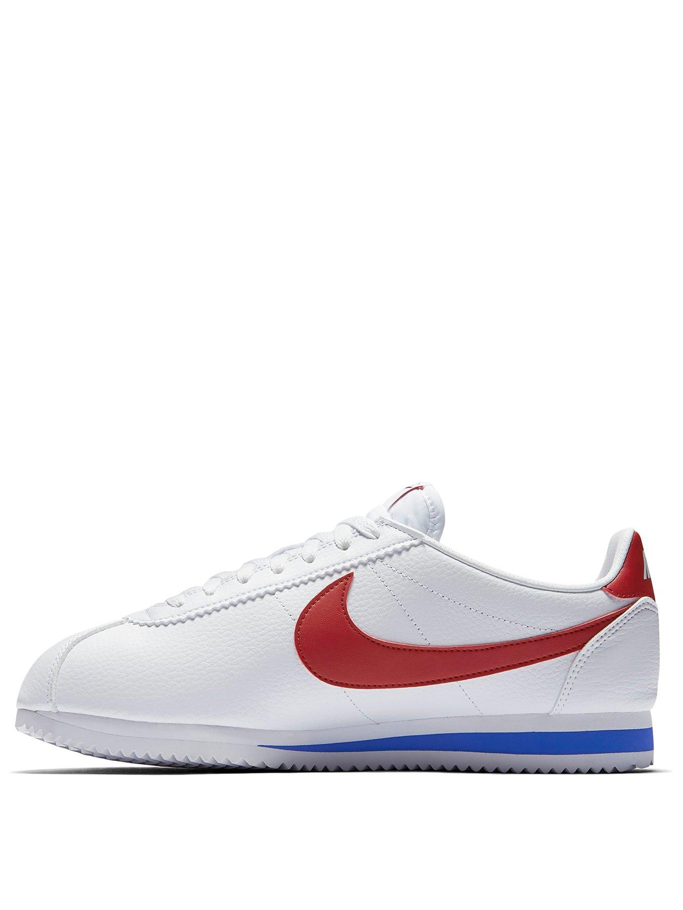 Nike Classic Cortez Leather 1600140677 Men's Shoes Nike Trainers