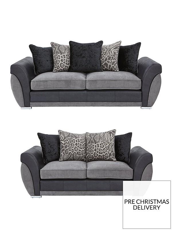 Sensational Hilton 3 Seater 2 Seater Sofa Set Buy And Save Creativecarmelina Interior Chair Design Creativecarmelinacom