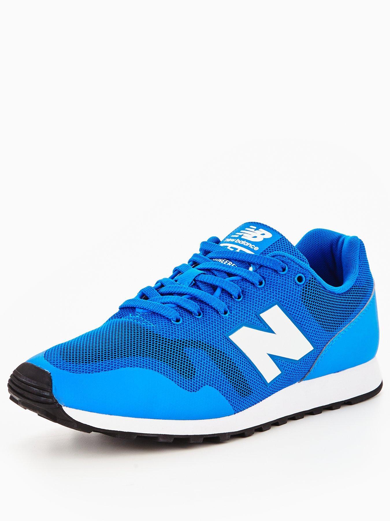 new balance 373 junior blue