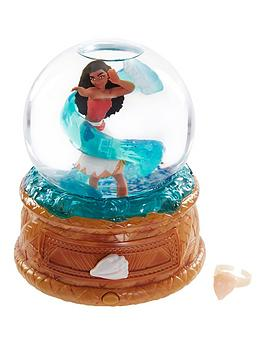 disney moana moana 39 s musical globe jewelry box