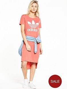 adidas-originals-ocean-elements-tee-dress-pink