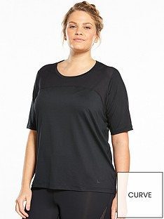nike-nbsppro-hypercoolnbspplus-size-short-sleeved-top