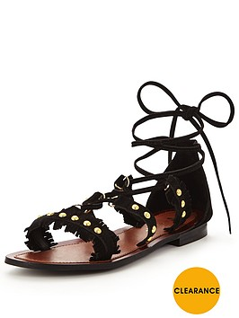 v-by-very-sandy-suede-tassel-ghillie-sandal-black