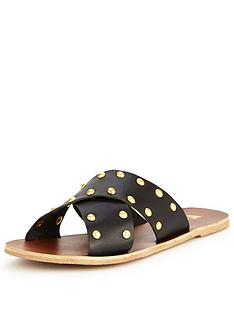v-by-very-wanda-stud-cross-over-slider-sandals-black