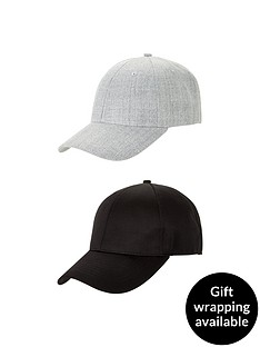 v-by-very-mens-2-pack-caps