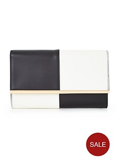 v-by-very-bella-mono-clutch-bag
