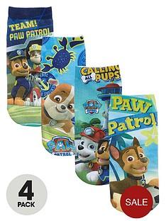 paw-patrol-boys-pack-of-4-socks