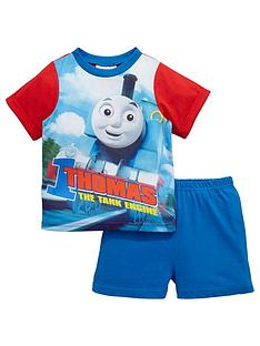 thomas-friends-thomas-short-pyjamas
