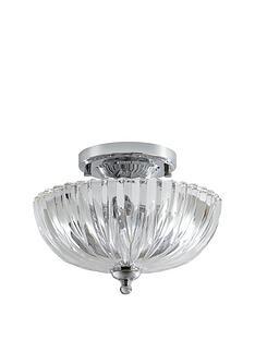 venice-flush-ceiling-light