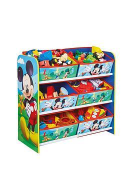 mickey-mouse-kids-toy-storage-unit