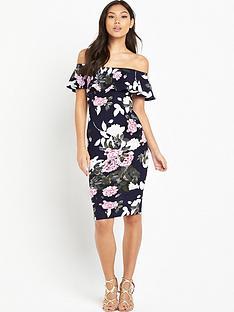 ax-paris-off-the-shoulder-midi-dress