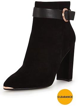 ted-baker-sommer-buckle-detail-ankle-boot-black