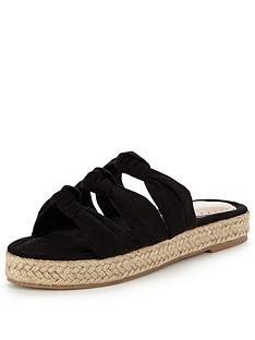 miss-kg-donna-bow-slip-on-sandal-black