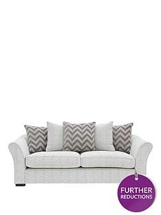 cavendish-chevron-3-seaternbspfabric-sofa