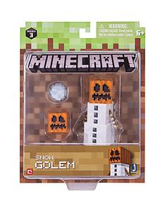 minecraft-snow-golem