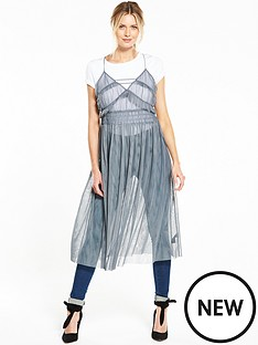 v-by-very-mesh-midi-dress