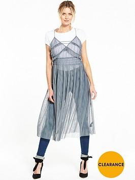 v-by-very-mesh-midi-dress