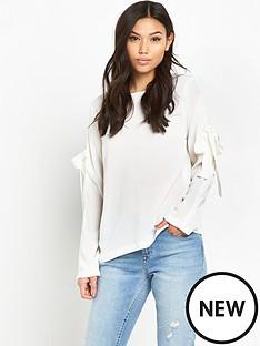 fashion-union-robbie-blouse-white