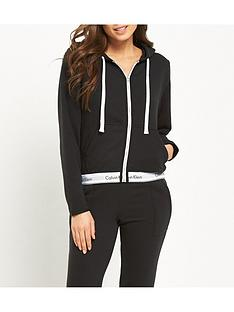 calvin-klein-modern-cotton-lounge-zip-through-hooded-top