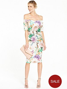 v-by-very-ruched-bodycon-dress