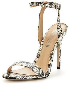 office-shananbspsnake-print-heeled-two-part-sandal
