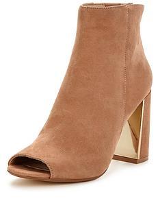 office-peep-toe-block-heeled-shoe-boot-with-metallic-detail