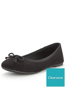 v-by-very-may-flat-ballerina-shoe