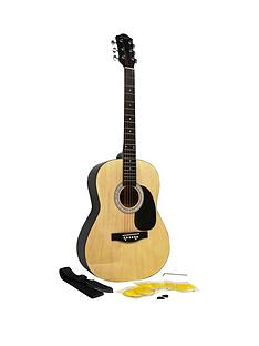 martin-smith-acoustic-guitar