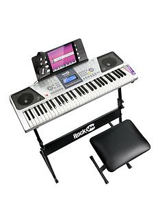 rockjam-rj661-sk-rockjam-61-key-keyboard-piano-kit-with-keyboard-stand-piano-stool-and-headphones