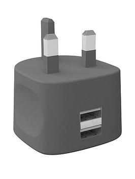 kit-fresh-dual-mains-charger-for-all-iphoneipadtabletsmartphone-with-two-usb-charging-ports