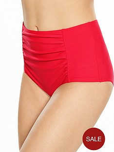 v-by-very-controlwear-ruched-detail-high-waist-bikini-brief