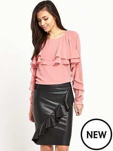 vero-moda-layered-top-dusty-rose