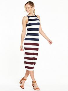 ted-baker-rowing-stripe-bodycon-dress