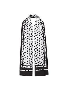 wallis-mono-spot-boarder-scarf