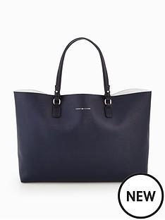tommy-hilfiger-tommy-hilfiger-large-nylon-reversible-tote-bag
