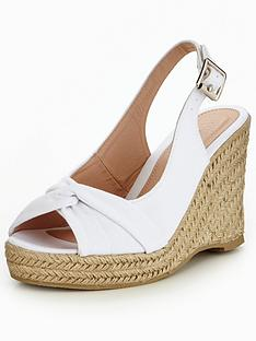 v-by-very-dandelion-knotted-front-wedge-white