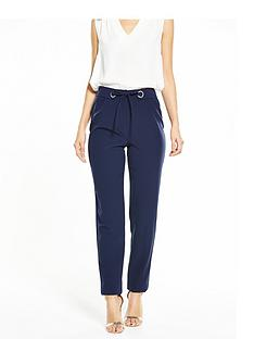 v-by-very-eyelet-tapered-leg-trouser