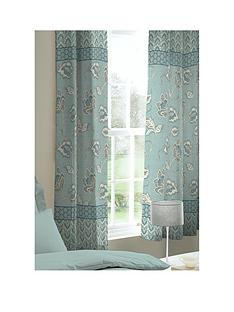 catherine-lansfield-kashmir-pleated-curtains
