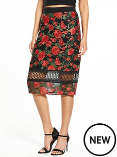 v-by-very-lace-pencil-skirt