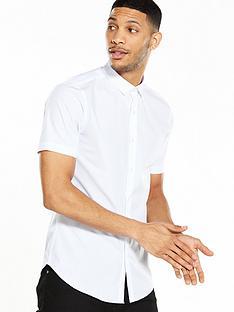 river-island-short-sleeve-slim-fit-shirt