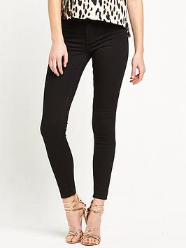 river-island-molly-extra-short-leg-jeans