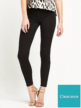 river-island-molly-extra-short-leg-jeans