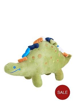 catherine-lansfield-dinosaur-cushion