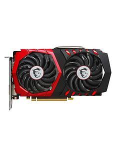 msi-msi-nvidia-geforce-gtx-1050-ti-gaming-x-4g-pci-express-graphics-card