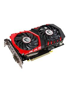 msi-msi-nvidia-geforce-gtx-1050-gaming-x-2g-pci-express-graphics-card